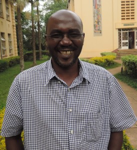 Dr Charles Masembe, Assistant Professor in the College of Natural Sciences at the Makerere University in Uganda