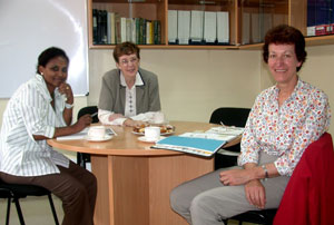 Visit by Dr. Joanne Daly, Group Executive, Agribusiness, CSIRO