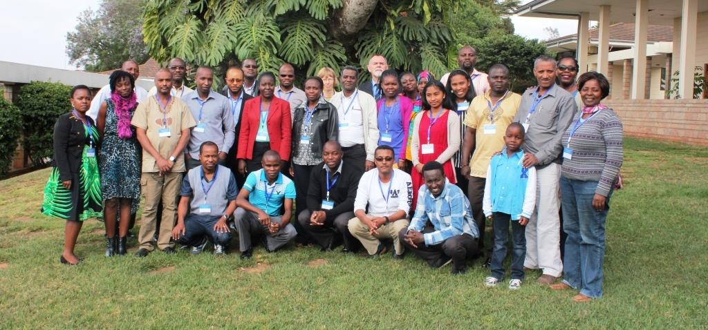 The 2016 Scientific Research Paper Writing Workshop participants